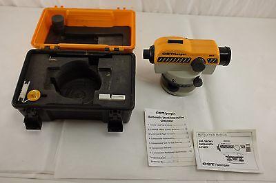 Cstberger 20x Automatic Level W Hard Case Accessories