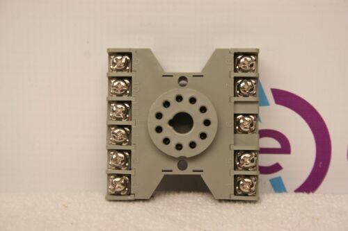 Idec SR3P-06 Relay Socket *XLNT*