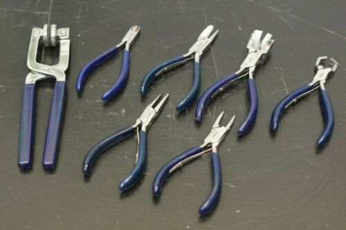 Medical Pliers Lot of 7