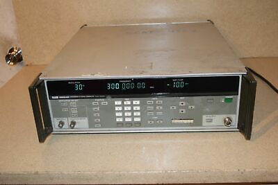 Fluke 6060aan Synthesized Rf Signal Generator Bc