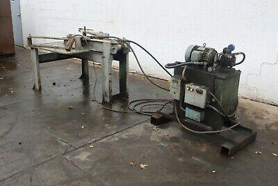 3 Universal Hydraulic Pipe Bender Yoder 70893