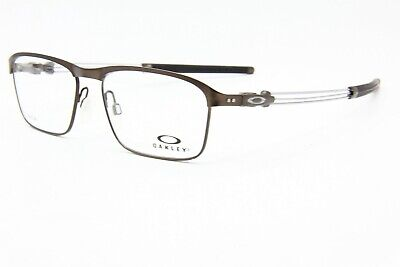 NEW OAKLEY OX 5124-0255 PEWTER AUTHENTIC EYEGLASSES FRAME OX5124 RX 55-17