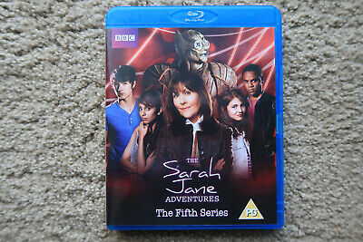 The Sarah Jane Adventures - Complete Fifth Season - Doctor Who - 1 Blu-Ray