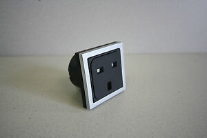 Campervan hook up socket