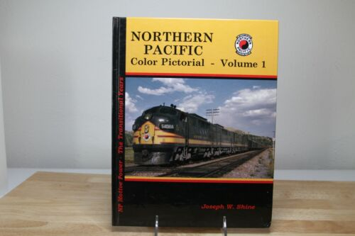Northern Pacific Color Pictorial-Volume 1