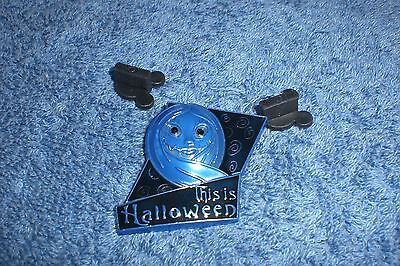Disney Nightmare Before Christmas NBC THIS IS HALLOWEEN SALLY  LE 3-D Pin  ](3 This Is Halloween)