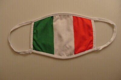 Atemschutzmaske Mund Nasenabdeckung Schutz Maske Italien Farbe Gesichtsmaske