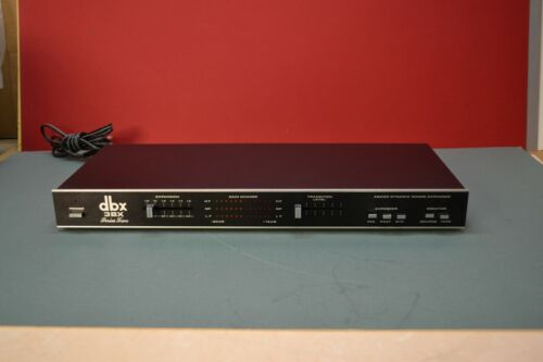 DBX 3BX Series Two 3 Band Dynamic Range Expander Nice Condition