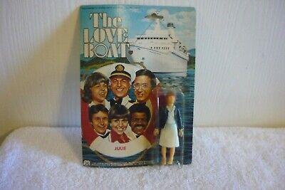 Julie Love Boat (Vintage 1981 The Love Boat JULIE Action Figure By Mego)