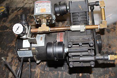 Rietschle Thomas 115v Compressor 184056 Vxo50hk