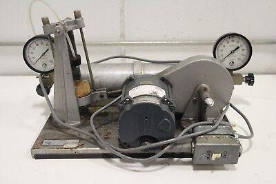 Parr Shaker Pressure Reactor Hydrogenation Apparatus 8911