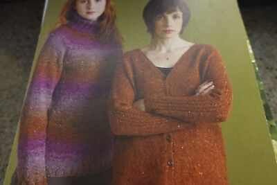 - Classic Elite Knitting Pattern Book Inspired by Patchwork 2015