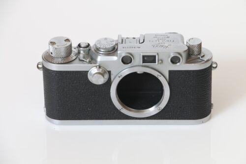Leica IIIf 3f Rangefinder LTM39 Camera Body Serial #642119