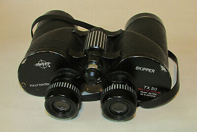 Viintage Swift Skipper 7 x 50 Binoculars Model 789