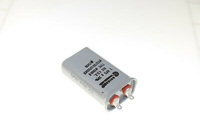 2mfd 600vdc Hermetically Sealed Oil Capacitor 2uf 600v Dc 600 Volts 2mf