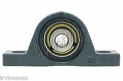 Fhslp207-20 Pillow Block Low Shaft Height 1 14 Ball Bearings Rolling