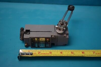 USED CUTLER HAMMER LIMIT SWITCH E50SB, E50DR1
