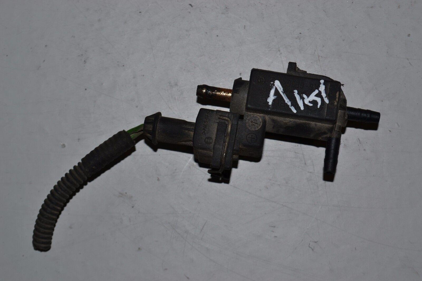#011 VOLVO S80 MK1 2.5 TDI VACUUM AIR PRESSURE CONTROL VALVE SOLENOID 7.22240.01
