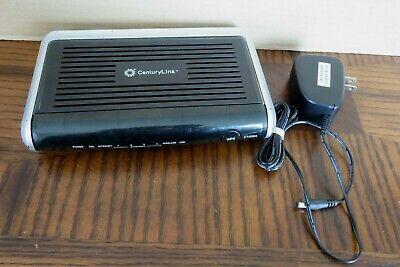 CenturyLink Actiontec C1000A DSL 4-Port WiFi Router Modem Combo