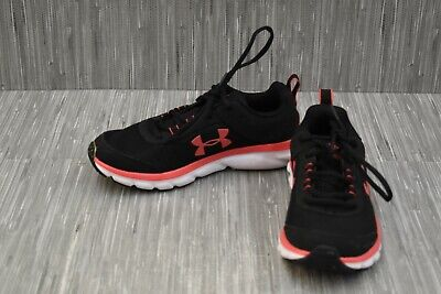 Under Armour Charged Assert 8 Running Shoes - Women's Size 8.5 - Black
