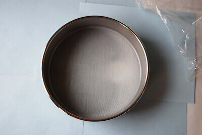 Ws Tyler 5209 8 -fh-ss-ss-us-100 .0059 150m Standard Test Sieve Astme11 100