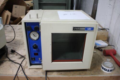 "VWR 1410 Benchtop Laboratory Vacuum Oven (ID: 12""L x 9""W x 9""H)"