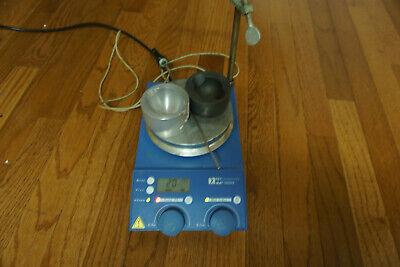 Ika Ret Control-visc Hotplate Stirrer  Digital Dry Hot Plate Probe 50 25 Ml