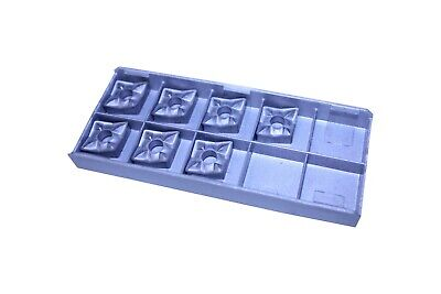 Iscar Cnms 432-12 Ic20 Carbide Inserts Lot Of 7