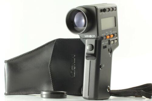 [TOP MINT w/ Case] Minolta Spotmeter F Light Exposure Spot Meter From JAPAN #474