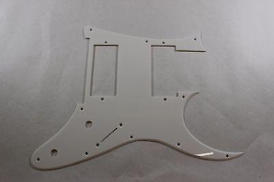 Used, White Acrylic Pickguard Fits Ibanez (tm) Universe UV UV777 7 String- HXH for sale  Plainfield