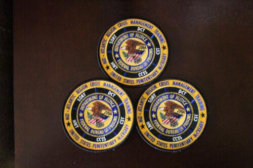 3 Bureau of Prisons 2004 CMT SORT, DCT, HNT USP McCreary KY