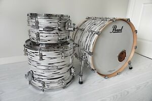 Pearl Reference Pure Drums Music City Custom Like New!