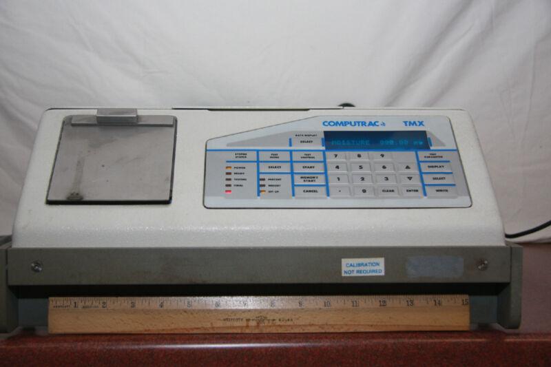 TMX Moisture Analyzer made by Arizona Instrument