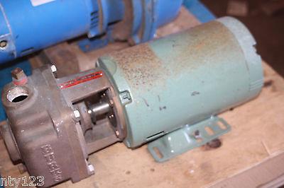 Burks Bronze Water Pump Model 100863m-ab
