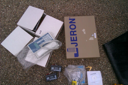 Jeron Pro Alert 480 Area of Rescue Assistance System Intercom