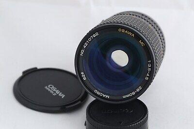 Osawa 28-80 f/3.5-4.5 MC Lens For Canon FD Mount