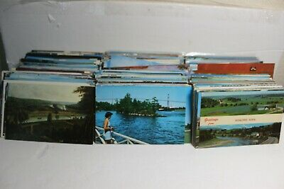 United States Mixed Lot Standard Chrome Postcards Lot of 1000