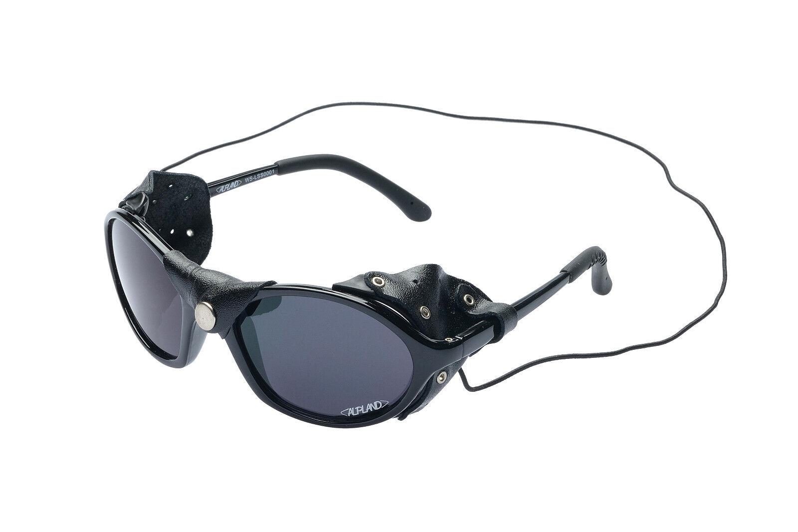 Alpland Bergbrille Damenbrille Frauenbrille Gletscherbrille Frauen Schutzbrille