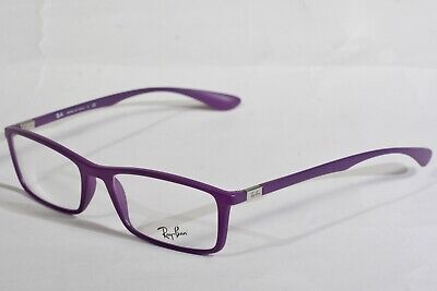 New Authentic Ray-Ban Eyeglasses Purple Frames RB7048 5443  (Ray Ban Purple Glasses)