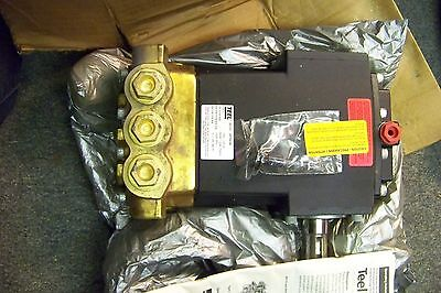 New Teel 3p965b Plunger Pump 1725rpm 7.1 Gpm