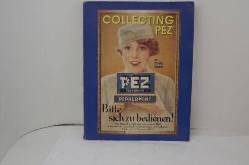 Collecting Pez by David Welch 1994 1st Edition