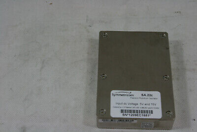 Symmetricom Sa.22c Precision Rubidium Oscillator Module Sa22c-0029f02e0003