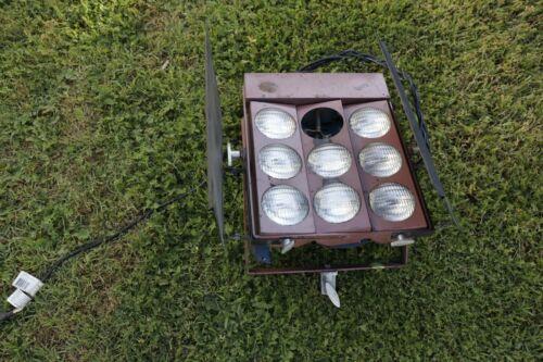 Berkley Colortran 112-009 Mini Brute 9 Light READ LISTING