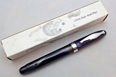 Noodlers Zuni Ahab Piston Flex Nib Fountain Pen