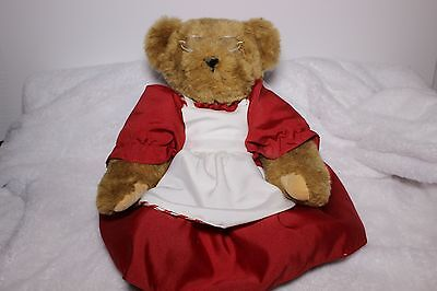 * AUTHENTIC* Vermont Teddy Bear* *RARE*  *TOP QUALITY*