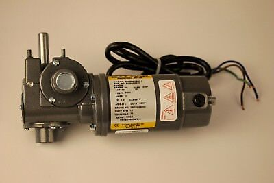 New Conveyor Pizza Gear Drive Motor For Middleby Marshall Oven Ps570 Parts Part