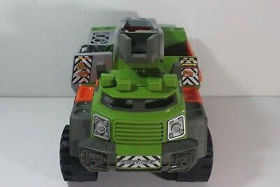 Matchbox Big Boots Dino Adventure Squad Truck Dinosaur T-Rex ATV & Figure 2012