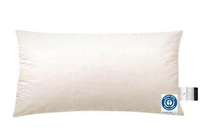 Billerbeck Kopfkissen Greta E14 40x80 cm Daunen Kissen 100% Baumwolle