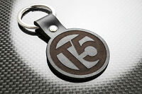 Vw T5 Transporter Leather Keyring Keychain Schlüsselring Porte-clés Caravelle -  - ebay.co.uk