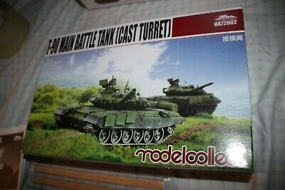 Modelcollect  T-90 Main Battle Tank, 1:72, used for sale  Seabrook